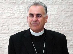 Archbishop Suheil Dawani