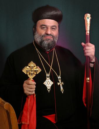His Holiness Mor Ignatius Aphrem II