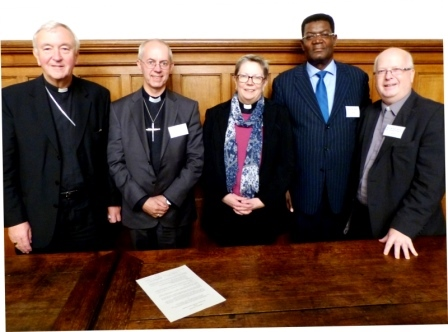 Presidents of Churches Together in England