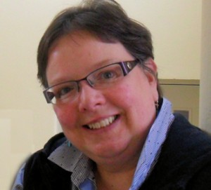 Rev Canon Dr Anne Tomlinson