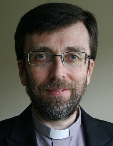Rev Trevor Jamison