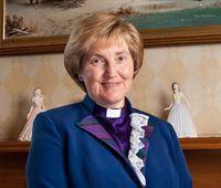 Right Reverend Lorna Hood