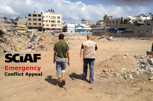 SCIAF conflict appeal