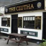 The Clutha bar