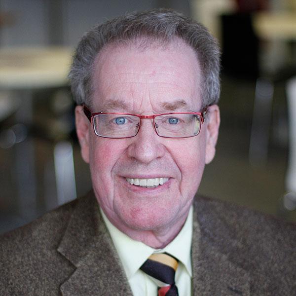 Very Reverend Dr Andrew McLellan