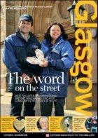 Glasgow Magazine cover
